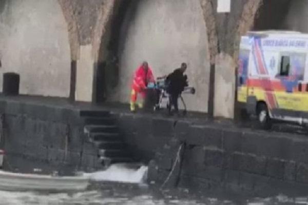 Maltempo in Costiera Amalfitana: turista uccisa da onda a Praiano