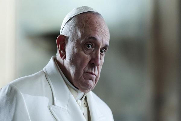 Papa Francesco dichiarazione: