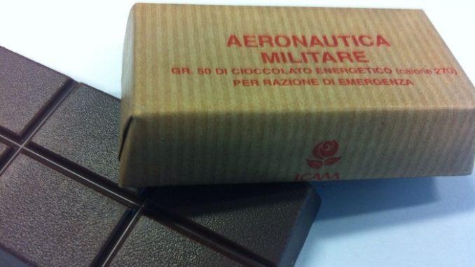 Sapore di naja, tornano in vendita le 'mitiche' tavolette di cioccolato militare