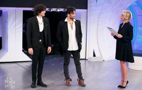 C'è posta per te anticipazioni puntata, Ermal Meta e Fabrizio Moro tra gli ospiti?