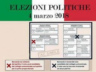 Elezioni politiche 2018 come si vota, orari seggi e istruzioni per evitare voto nullo