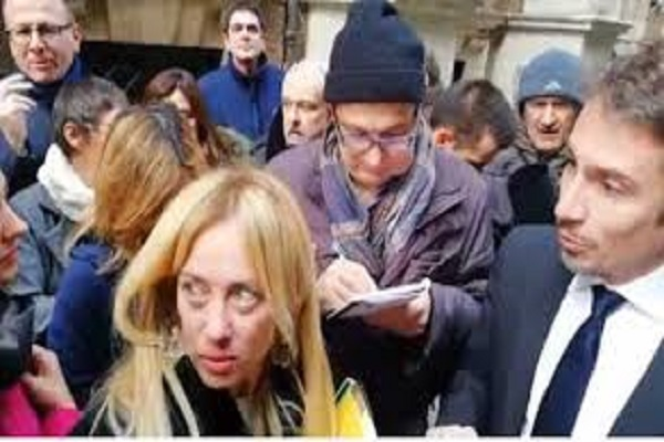 Giorgia Meloni contro il direttore del Museo Egizio di Torino