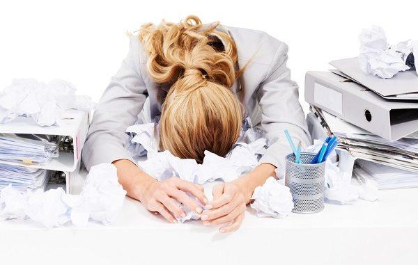 Mancato riconoscimento del lavoro è nocivo per la salute