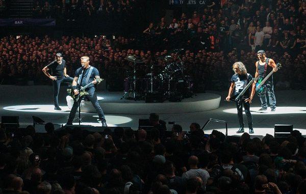 Metallica tour Italia, dopo l'omaggio a Vasco Rossi ecco quello a Lucio Dalla