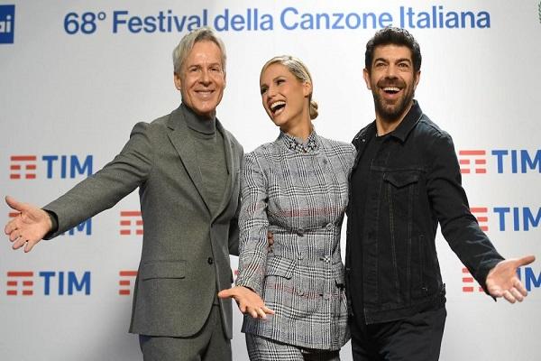 Sanremo 2018 anticipazioni: scaletta prima serata e superospiti