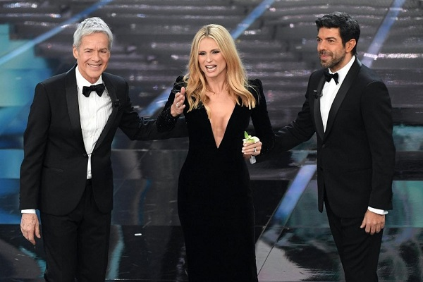 Sanremo 2018 critiche per Ornella Vanoni e scaletta seconda serata