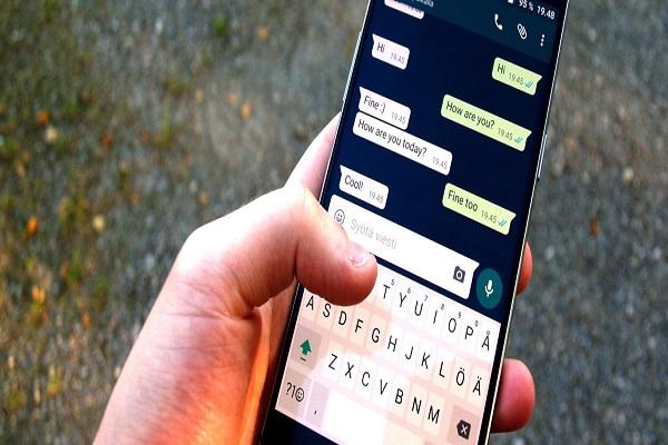 WhatsAppa il messaggio cancellato può essere recuperato?