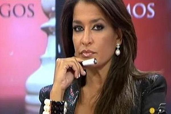 Chi è Aida Nizar, la spagnola contro Marco Ferri a Domenica Live