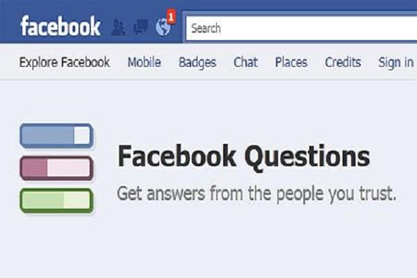 Facebook sondaggio, il social network chiede scusa agli utenti perché?