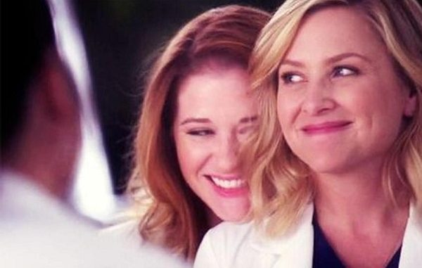 Grey's Anatomy 14: Arizona ed April lasciano la serie tv