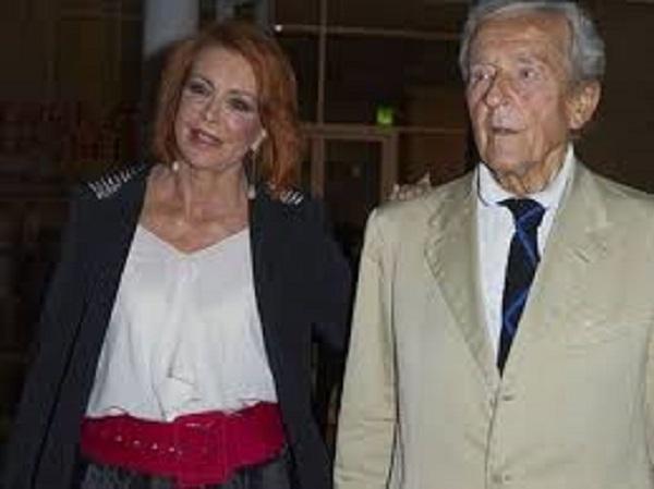 Morto Carlo Ripa di Meana, due mesi fa la scomparsa della moglie Marina