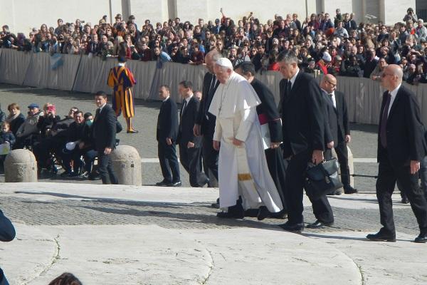 Andare a prostitute è un atto di tortura: le parole di Papa Francesco