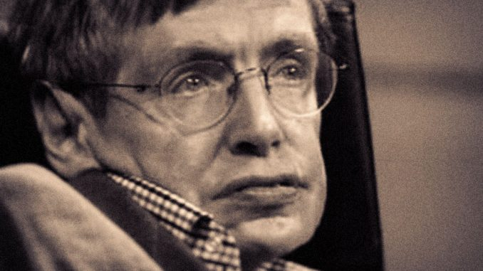 Scienziati rivelano le ultime ricerche di Stephen Hawking