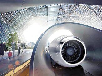 hyperloop tt europa velocità del suono