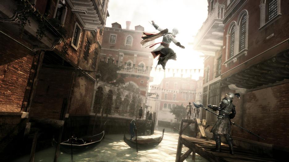 Assassin's Creed II alla Saint Louis il videogioco servirà per imparare l'italiano