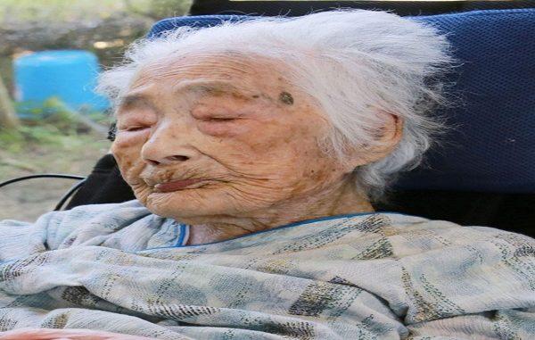 Addio alla donna più vecchia del mondo, a 117 anni è morta Nabi Tajima