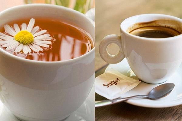 Diabete, bere caffè e camomilla riduce il rischio