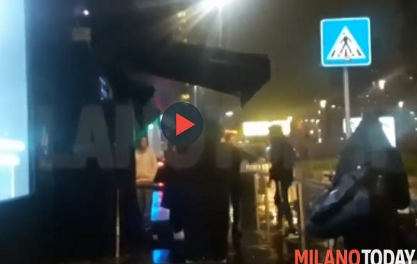 Rissa davanti alla discoteca: nuovi guai per Fabrizio Corona