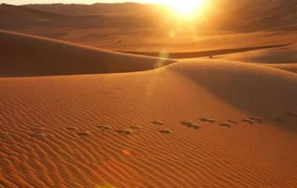 Previsioni meteo fine settimana: vento, caldo e sabbia del Sahara