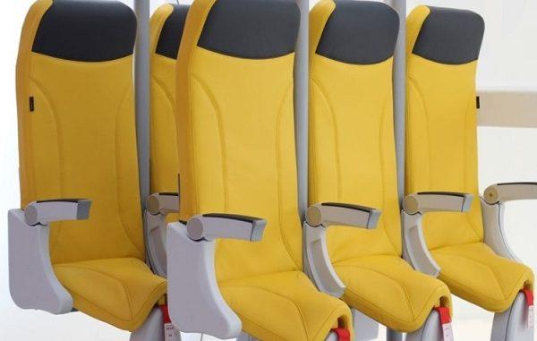 Viaggiare low cost in areo, Aviointeriors presenta SkyRider 2.0