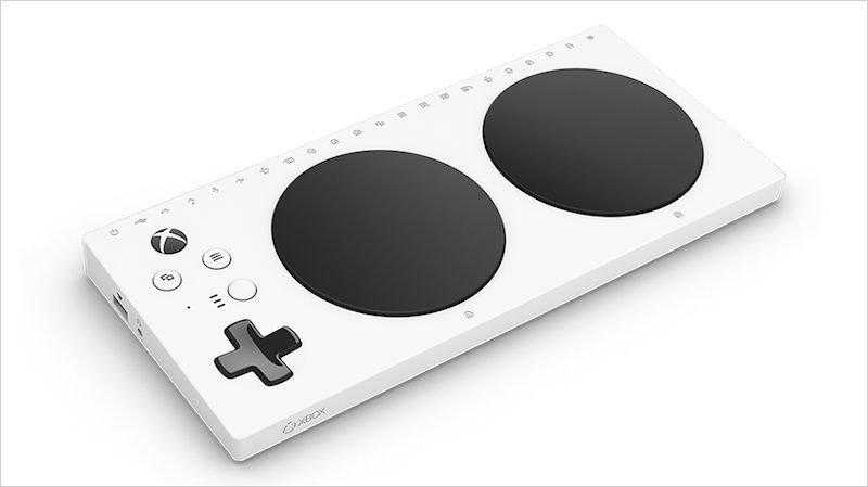 Controller Xbox Adaptive, in arrivo il nuovo gamepad Microsoft