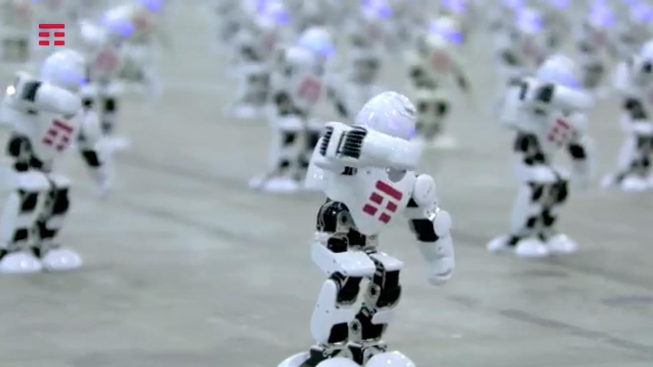 Tim mette in vendita RobotTIM che hanno stabilito il record del mondo