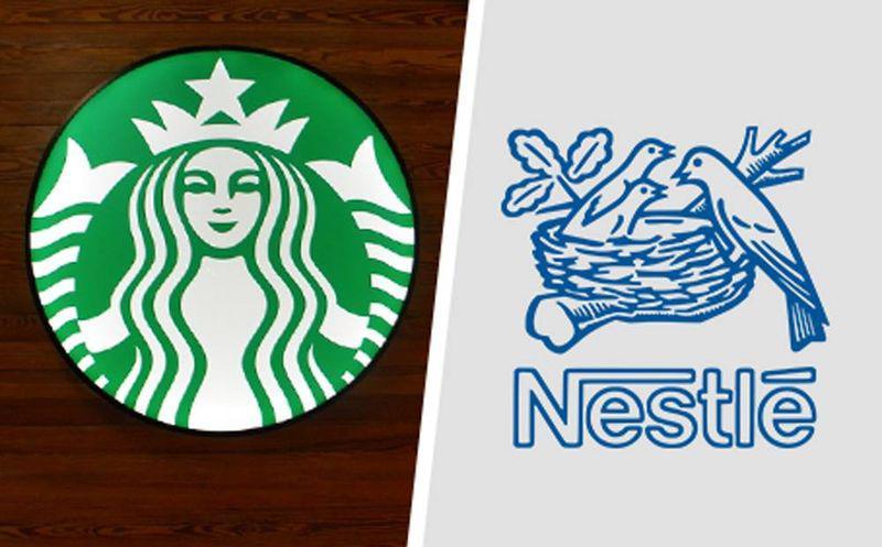 Accordo Nestlé-Starbuck: la licenza è costata 7,15 miliardi di dollari
