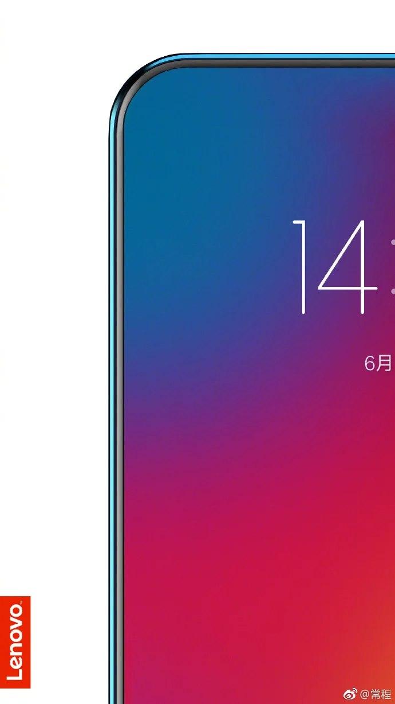 """Nuovo smartphone Lenovo """"senza bordi"""" sarà annunciato il 14 giugno"""