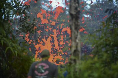 Vulcano Kilauea: continua l'eruzione alle Hawaii