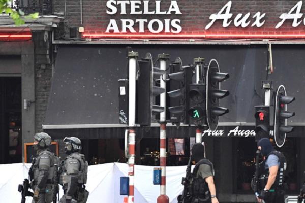 Sparatoria a Liegi: morti 2 poliziotti e un passante