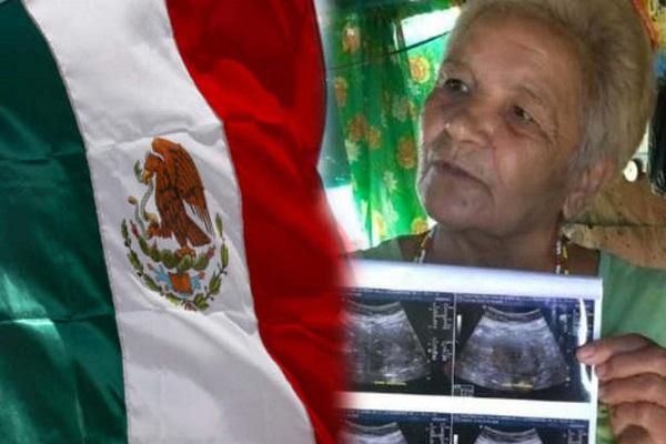 Mamma più anziana del mondo: Maria De La Luz incinta a 70 anni