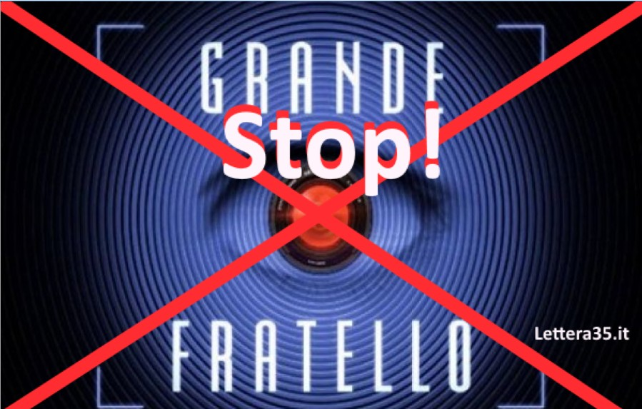lettera35.it_grande fratello_stop