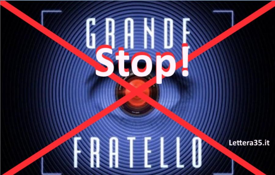 lettera35.it_grande fratello_stop