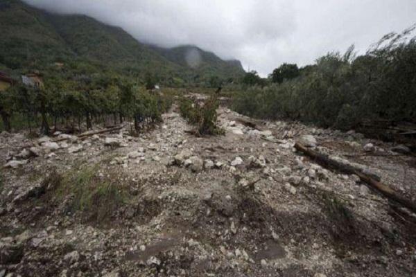 Alluvione nel Sannio, sindaco arrestato per concussione