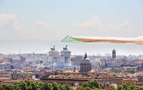 Festa della Repubblica 2 giugno: programma delle manifestazioni a Roma