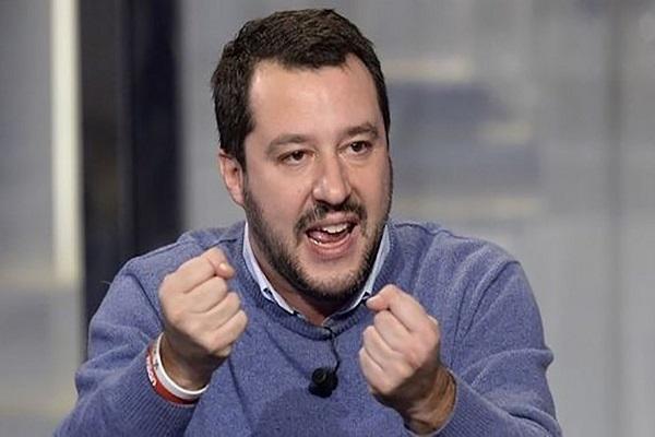 Salvini in Sicilia a Pozzallo: Linea dura ma con buonsenso