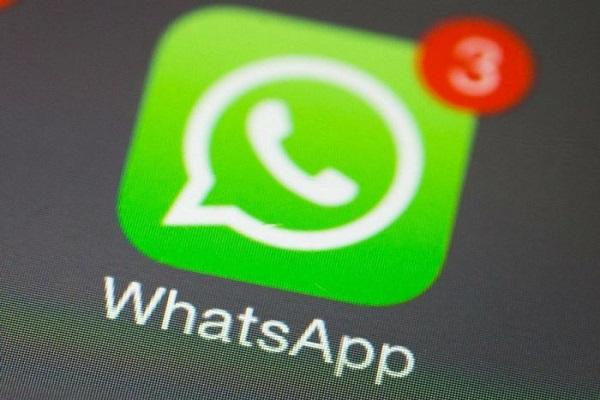 WhatsApp novità il tasto