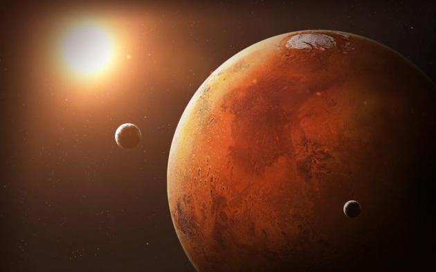 Marte alla minima distanza dalla Terra, sarà visibile al tramonto