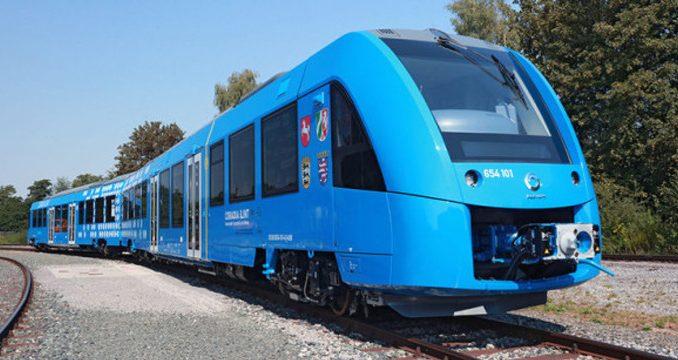 Treno a idrogeno: arriva il primo prototipo in Germania, e l'Italia...