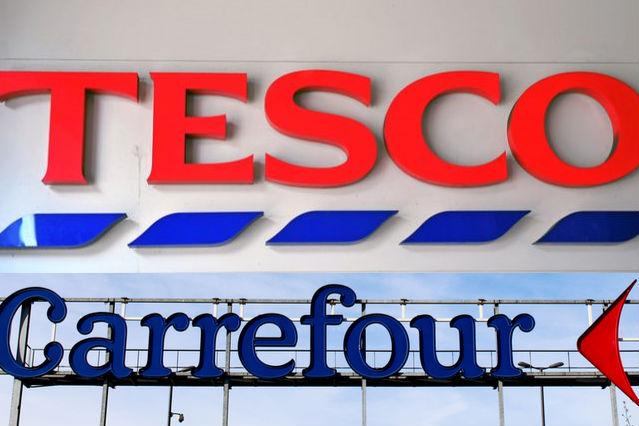 Tesco-Carrefour: alleanza in arrivo, ecco quando