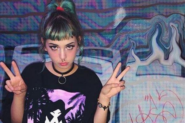 Anna Lou figlia di Morgan e Asia Argento: atti di vandalismo a Roma