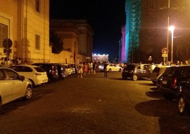 Parcheggiatore abusivo condannato per estorsione dalla Cassazione