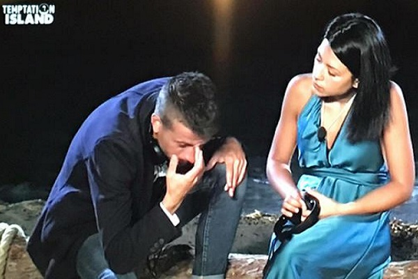 Anticipazioni Temptation Island: Valentina perdona Oronzo?