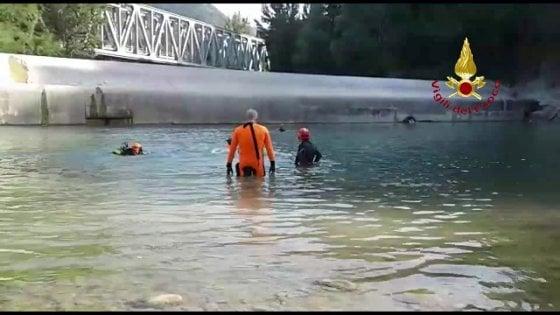 Tragedia a Bologna, bambino annega nel Reno