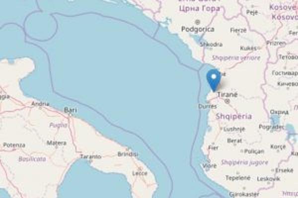 Terremoto oggi Albania, epicentro a Durazzo: paura in Puglia