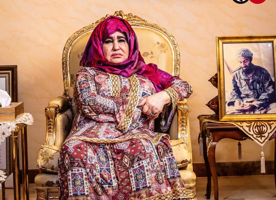 Intervista alla madre di Osama Bin Laden: è la prima di sempre