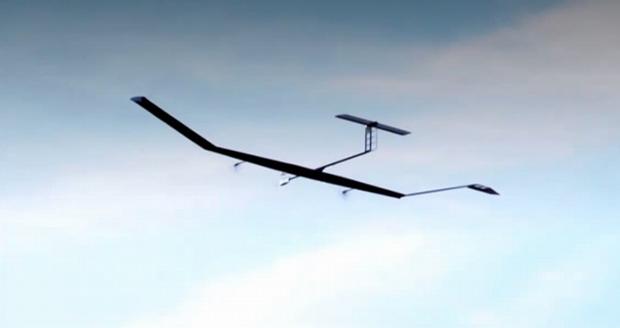 Drone Zephyr, è record: in volo per 25 giorni