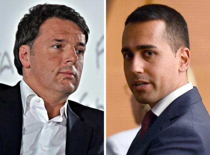 Scontro Renzi-Di Maio, l'ex premier: