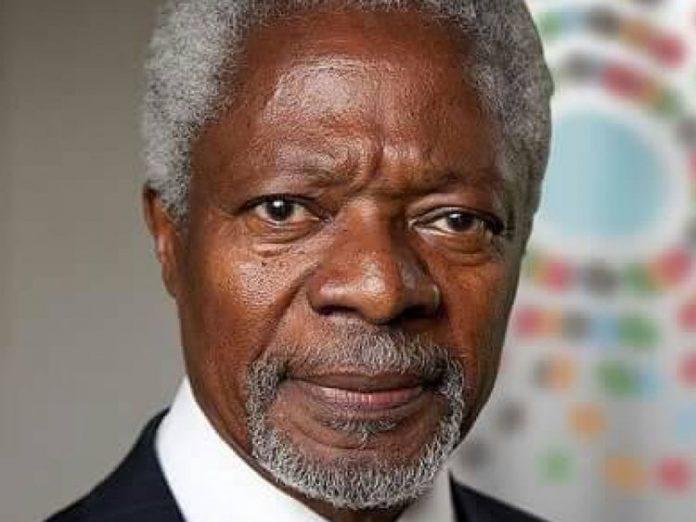Kofi Annan: è morto il Nobel per la Pace, aveva 80 anni