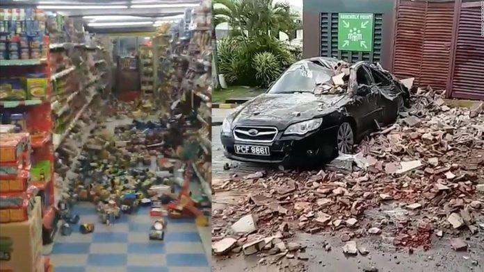 Terremoto in Venezuela: è stato avvertito anche in Colombia